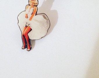 Marilyn Monroe Pin