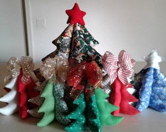 Plush Christmas Tree