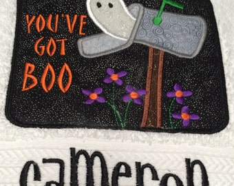 You've Got Boo! Towel