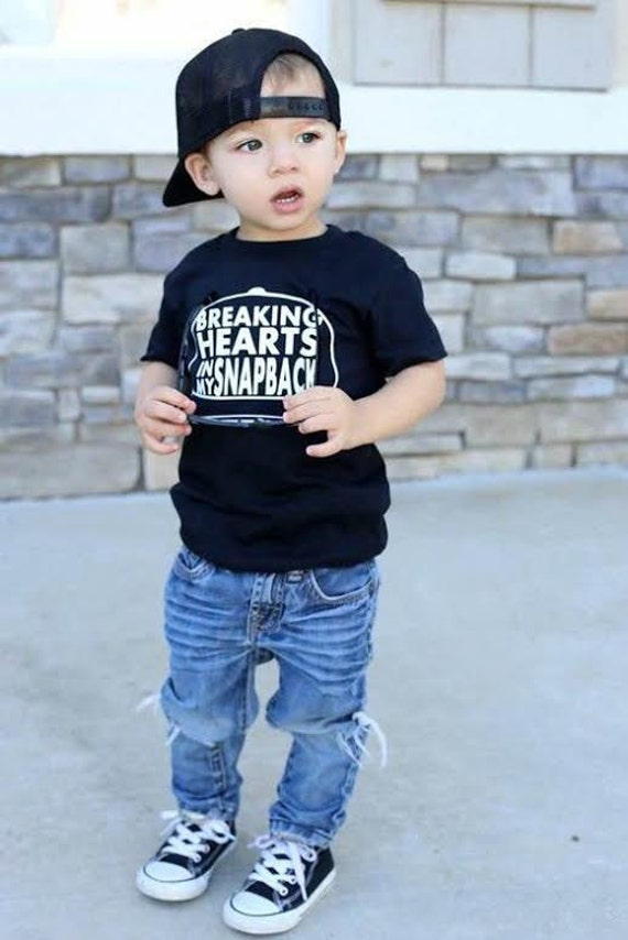 We offer a wide variety of cool, unique and trendy baby boy clothing for your little prince. Regardless if it's spring, summer, winter or fall, we have the clothes that will make your baby boy the talk of the town!