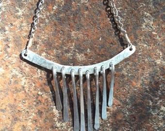 Mudgee in Aluminum Necklace