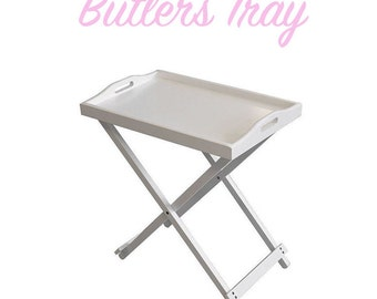 Butlers Tray / Tray Table