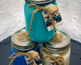 Soy Candle: Classic Collection 16oz Hand Poured