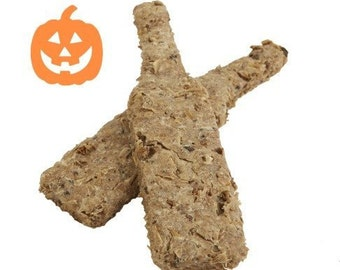 Dog Brewskis - Pumpkin: Homemade Dog Treats Using Spent Grain from Craft Beer Brewing | 12 Pack