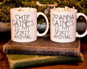 Original CHIP GAINES Fixer Upper Coffee Mug