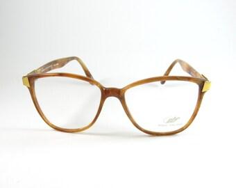 Emme & Effe Optical Mod:M1192 1970s, Chic Vintage Tortoise Shell Eyeglass Frame, Oversized Vintage Eyeglasses
