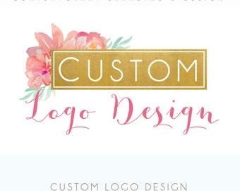 Custom Logo Design - One of a Kind Logo - OOAK