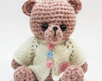Velour bear