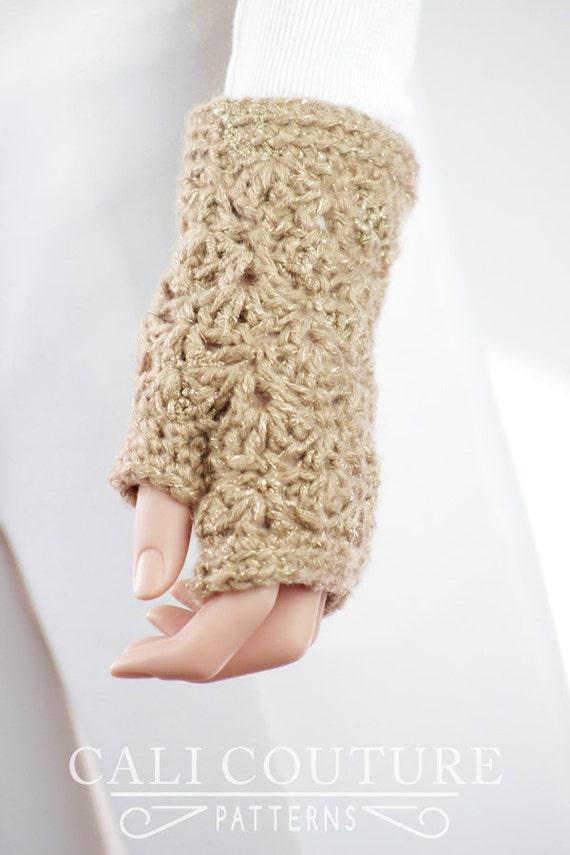 Free Crochet Patterns Hobo Gloves : Fingerless Gloves Pattern Vienna Crochet Fingerless Gloves