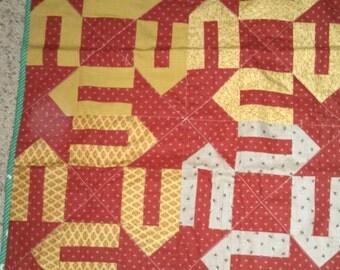 Little handmade quilt