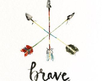Brave Arrows