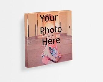 """Custom 16"""" x 16"""" Canvas (Send Your Photo!)"""