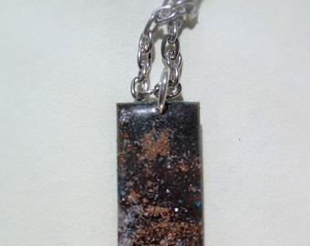 Unique Galaxy Pendant Necklace