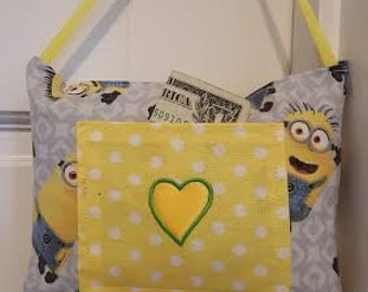 Tooth Fairy Pillow - Minions