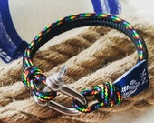 Pulsera náutica - Nautical Bracelet - Pulsera para hombre