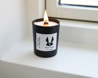 Wild Grove, Scented Soy Candle, 100 % Soy Wax, Fresh and Forest Scented, 200g/7oz Glass Candle, Woodwick,Hand Poured, Made In Denmark
