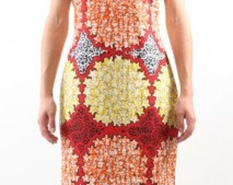 dress in wax
