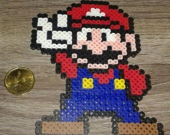 Super Mario Perler Beads