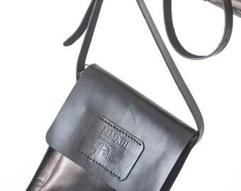 Men crossbody bag, small crossbody bag, leather shoulder bag, crossbody bag purse, small messenger bag, leather iPad bag, men leather bag