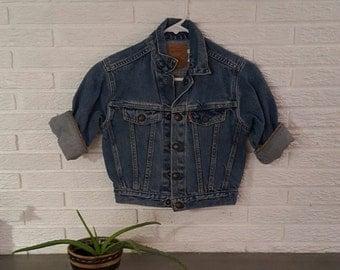 Vintage Kids Levis Denim Jacket