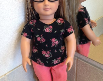 American Girl Doll outfit. Also fits Our Generation and My Life dolls.
