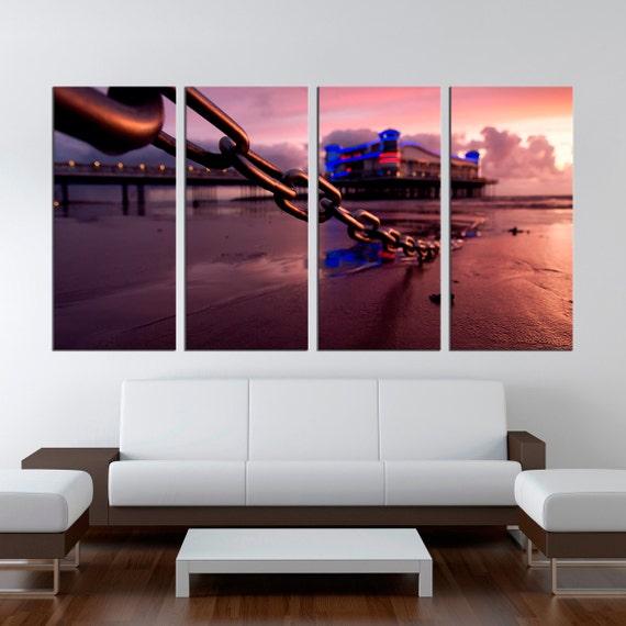 beach sea nature extra large wall artphoto framed beach. Black Bedroom Furniture Sets. Home Design Ideas