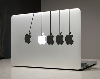 Pendulum Apple Macbook Decal Sticker Laptop Vinyl Decals Stickers Mac Pro Air Handmade Gifts