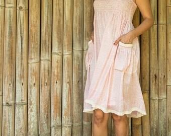 Edi Skirt-Dress, Skirt Dress Combo, Versatile Skirt, Boho Skirt, 104-117