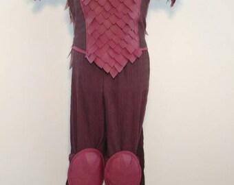 Costume Katniss Mockingjay hungergames
