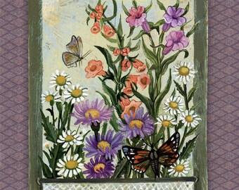 Butterflies, art print