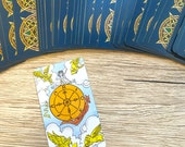 Spark of Inspiration 1 Card Hand-written Tarot Reading - Snail Mail Tarot Reading