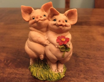Artefice Italian Piglet Couple