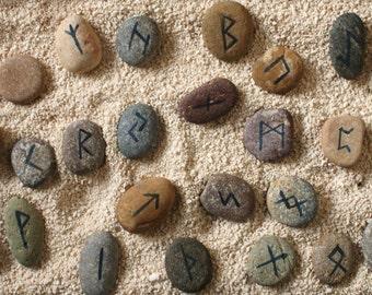 Viking Rune Elder Futhark