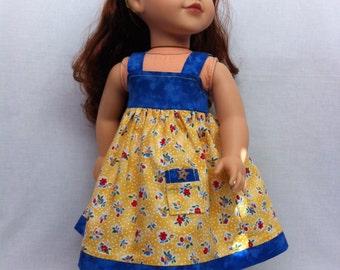 American Girl Doll Clothing - Sundress