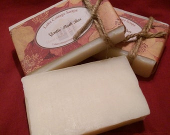 Gentle Conditioning Bar Soap