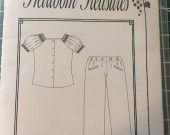 Maja's Heirloom Treasures Christi #230 Sewing Pattern
