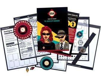 Spy Kit Etsy