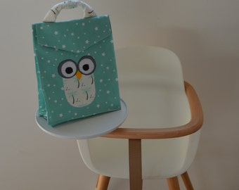 Bag snack for kids