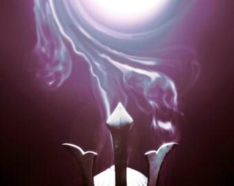 Samurai - The Spirit within - Magenta
