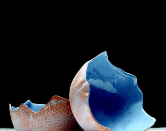 Terracotta Small Bowl, Ceramics