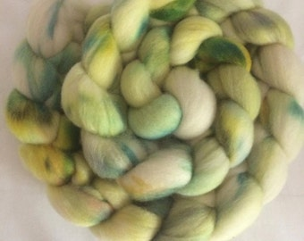 Hand-dyed Merino Wool