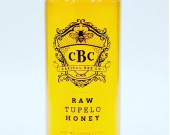 Raw Tupelo Honey 12oz