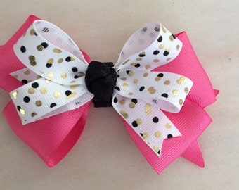Large Double Fancy Bow