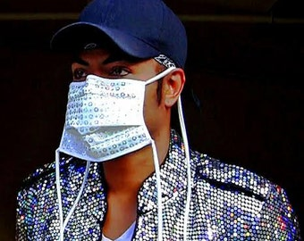 Sparkly Surgical Mask