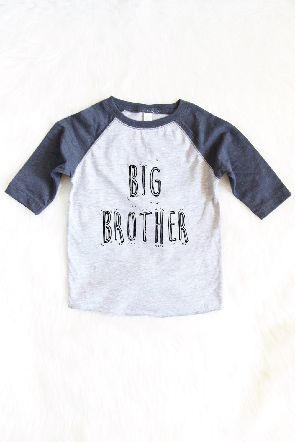 Big brother shirt baby announcement shirt kids graphic tee for Graphic t shirts for kids
