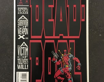 Deadpool 1A The Circle Chase (1993)