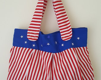 4th of July handbag/ Independence Day