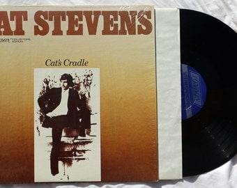 Cat Stevens - Cat's Cradle 1977 Vinyl