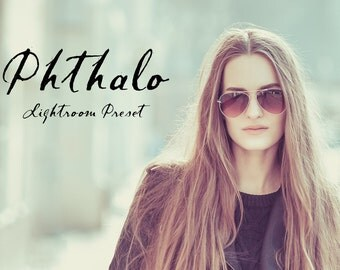 Phthalo Portrait Lightroom Preset Professional Photo Editing for Portraits, Newborns, Weddings By LouMarksPhoto