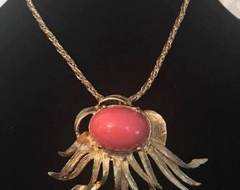 vintage Les Bernard Inc. pendant